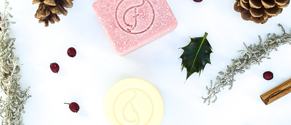 Flow Flowing Emotions Aromatherapy Soap Bar & Body Butter Bar