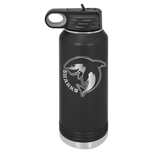 32 OUNCE STAINLESS STEEL WATER BOTTLE