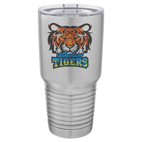 30 OUNCE SUBLIMATED TUMBLER