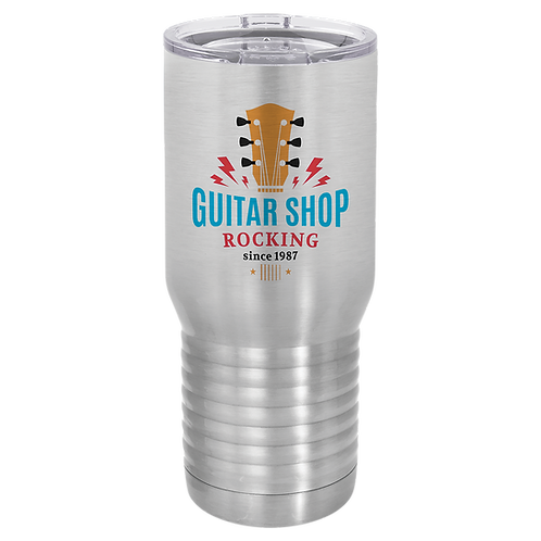 20 OUNCE TALL SUBLIMATED TUMBLER