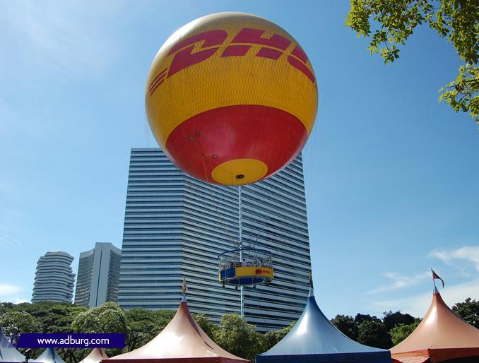 Helium Flying Big Balloons