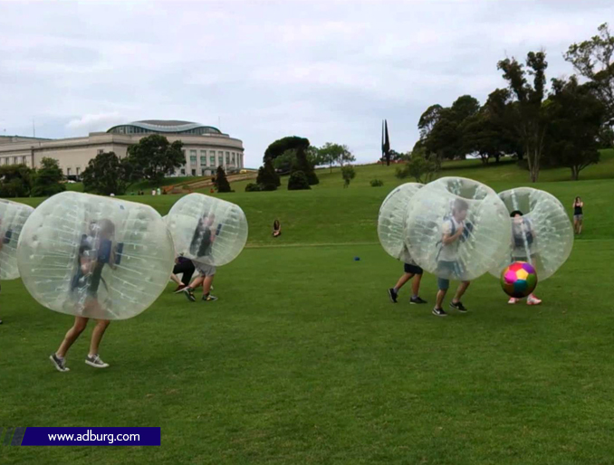 Inflatable Football Bumper