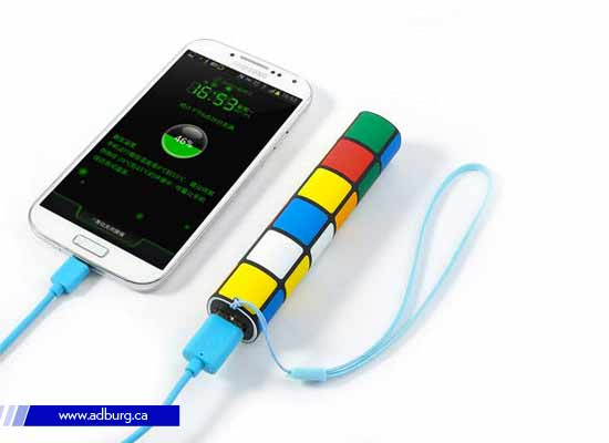 Rubik Power Bank