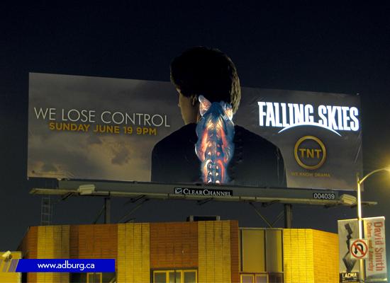 Electroluminescent Billboard