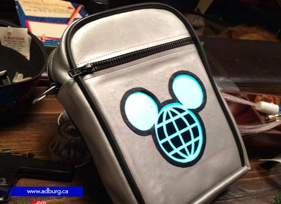 Electroluminescent Bag