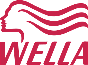 Wella-logo, Printing in Quebec