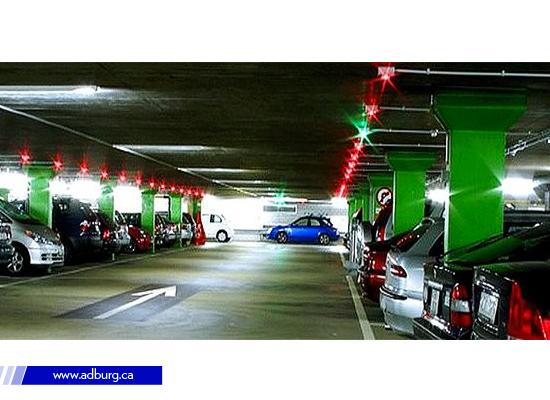 led-parking
