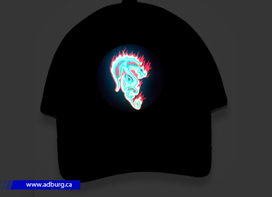 Electroluminescent Cap