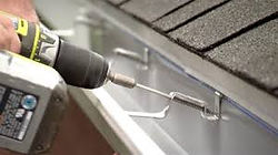 New Gutter Installation in Houston and surrounding areas