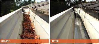 MAINTENANCE & CLEANING GUTTERS