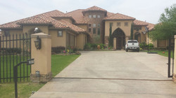 Tile Roof Stucco Exterior