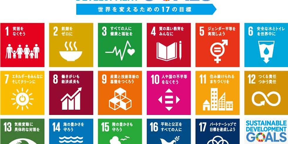 SDGsを知ろう!~2030SDGsカードゲーム体験~