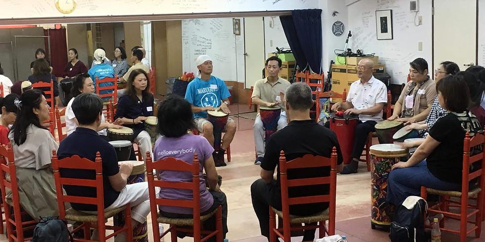 組織をリズムで活性化する「トレーニングビート」トレーナー養成塾 名古屋校開講!
