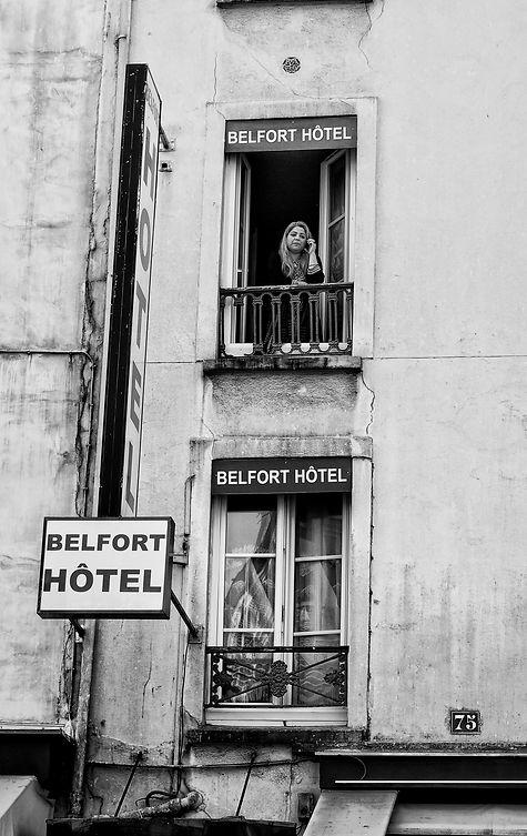 Rue du Faubourg St-Denis, Paris, 2019