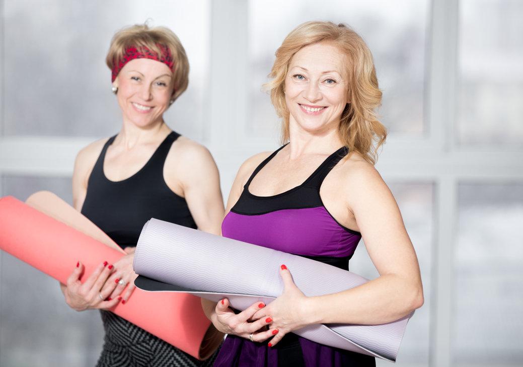 Seniors-Only Yoga : Beginner