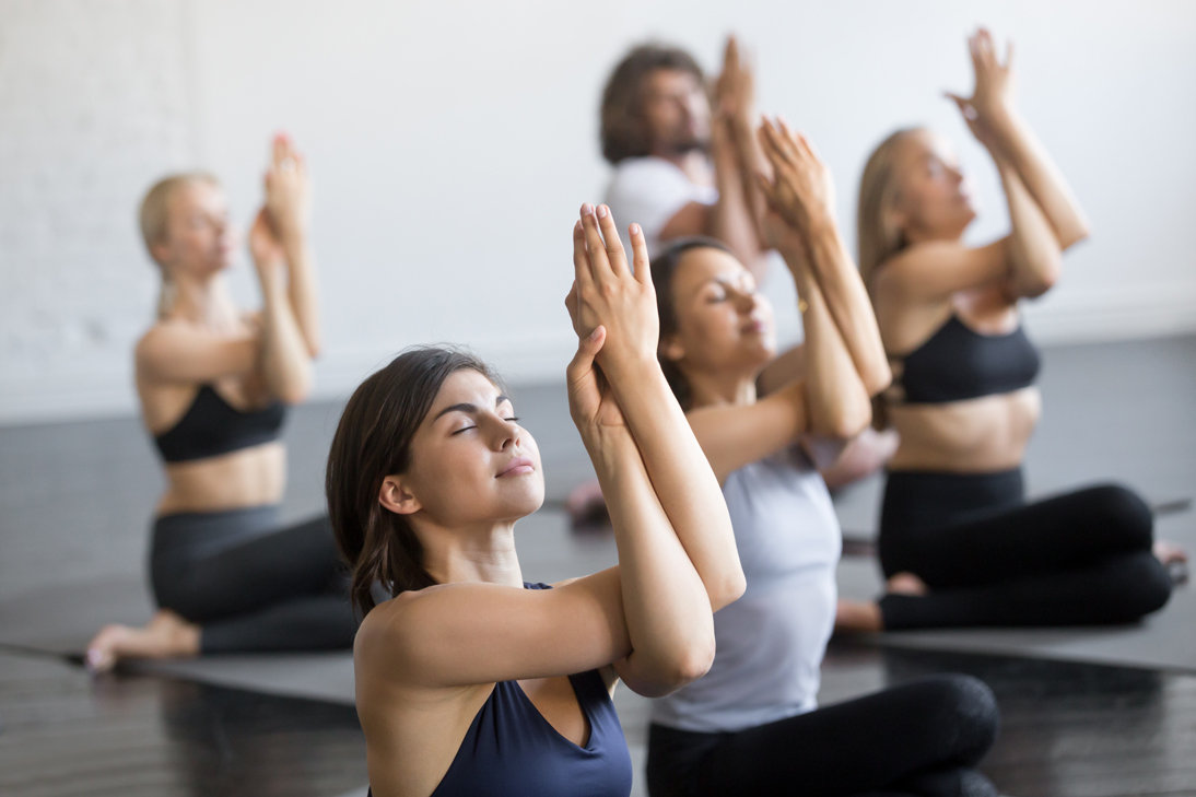 New to Yoga : Beginner