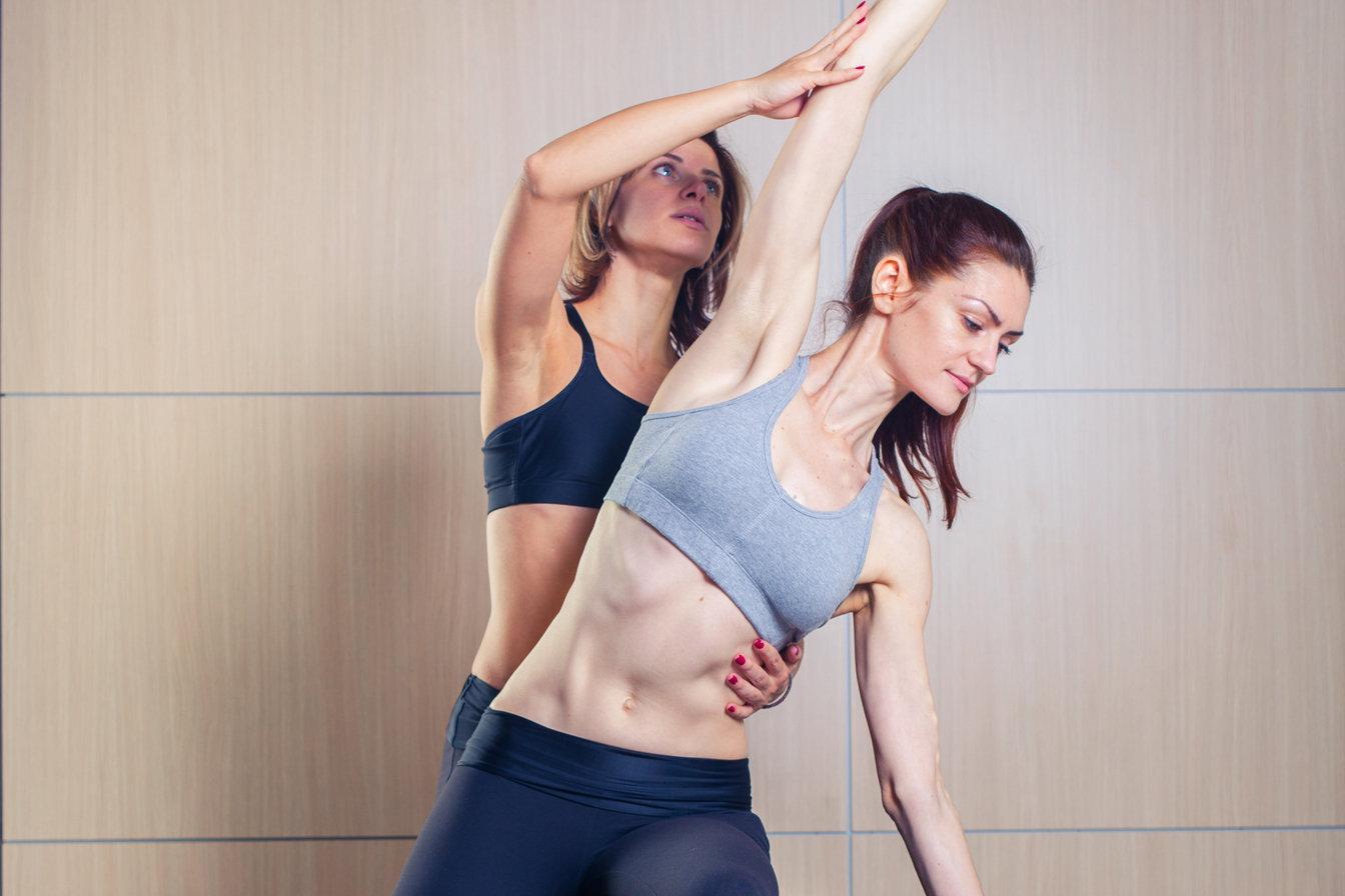 Reformer Pilates : Intermediate