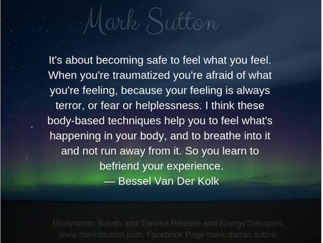 Do You Feel Safe to Feel?