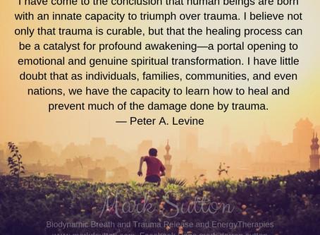 Trauma Can be a Powerful Awakening