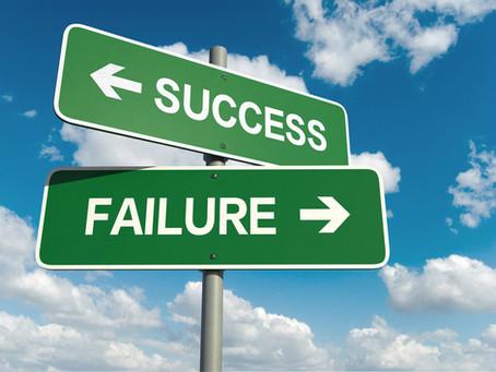 Success = Resilience + EI