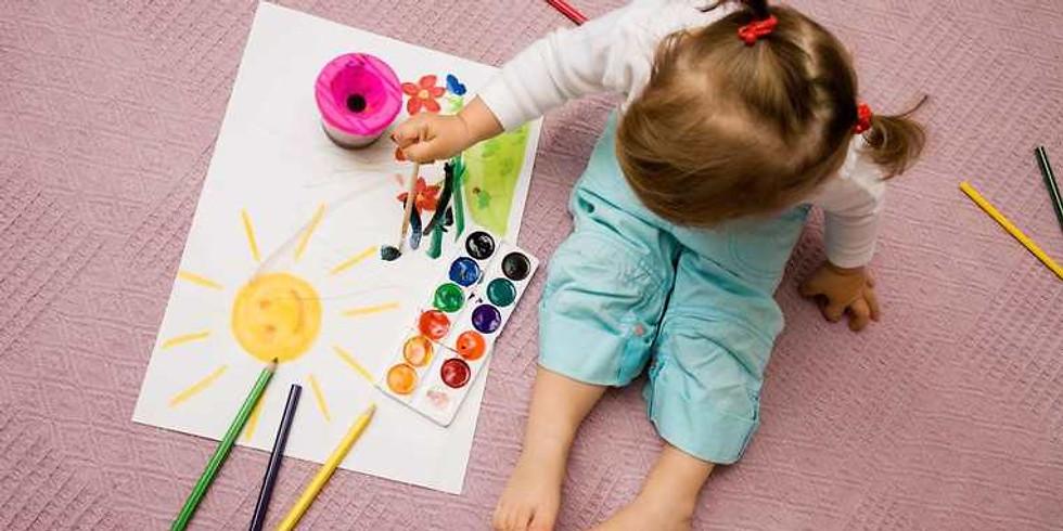 Третьяковская галерея    Для малышей от 4 до 6 лет