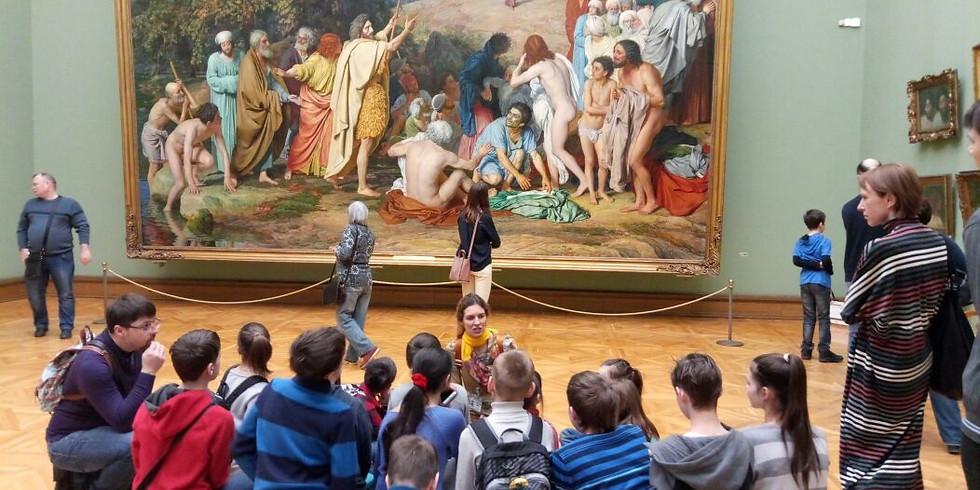 Третьяковская галерея #2 | Удивительные истории в картинах