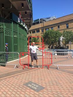 Pedestrian Barricades