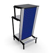 Portable Bar Barlok 2 foot straight extention section