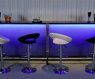 Lighted Portable Bar from Barlokbars.com