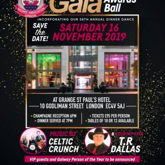 Gala Awards Ball 2019