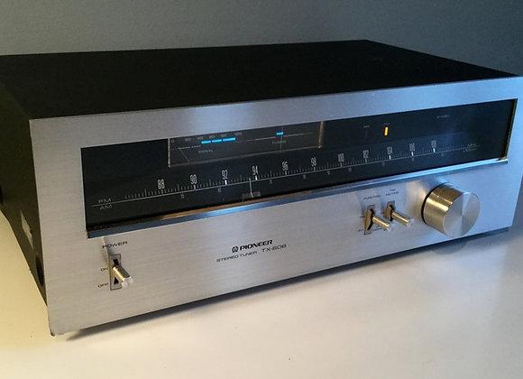Tuner PIONEER TX-608 - période bleue