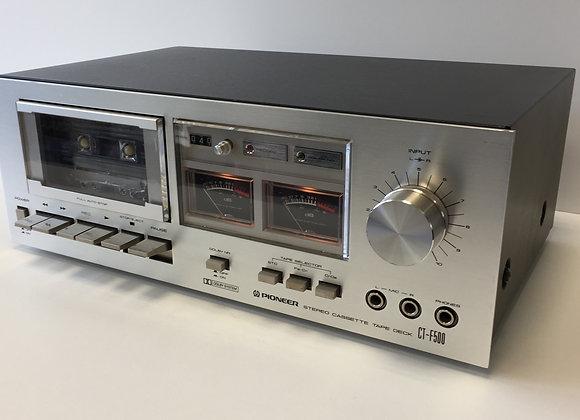 Platine cassette PIONEER CT-F500