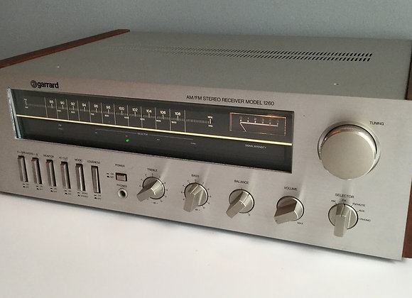 Ampli Tuner GERRARD - 1260