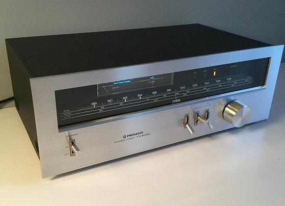 Tuner PIONEER TX-608L-période bleue