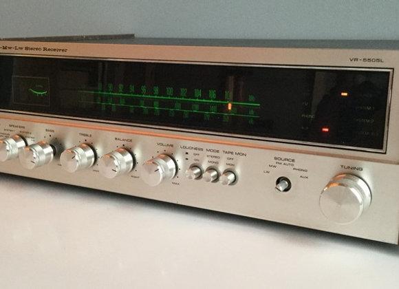 Ampli Tuner JVC VR-5505L