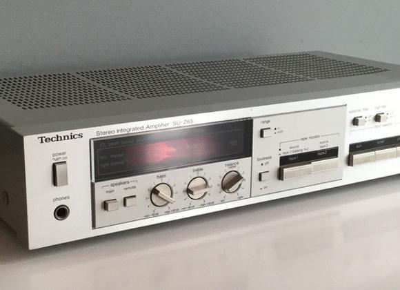 Amplificateur TECHNICS SU-Z65