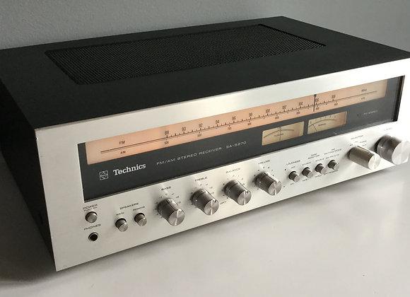 Ampli tuner TECHNICS SA-5270