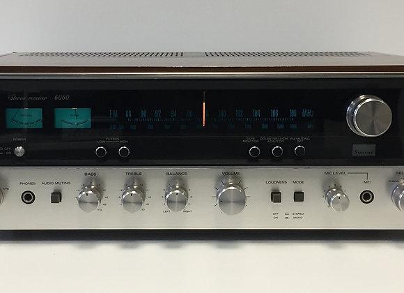 Ampli-tuner SANSUI 6060