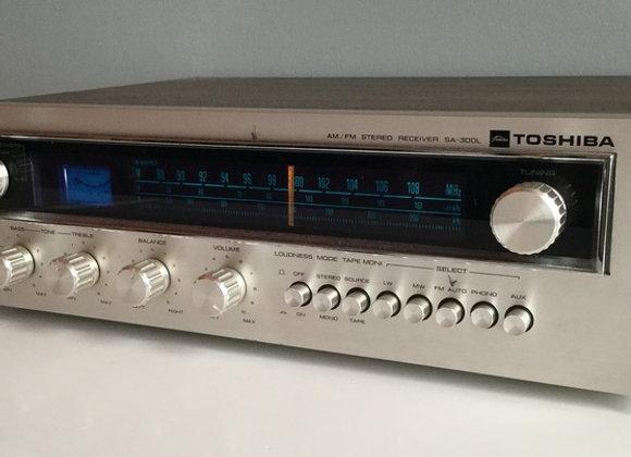 Ampli Tuner TOSHIBA SA-300L