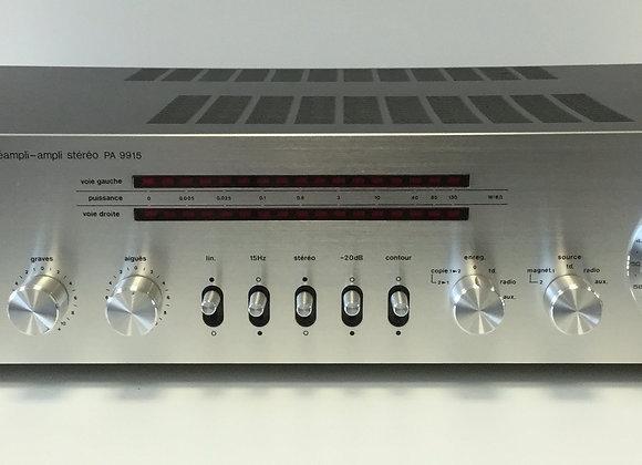 Ampli CONTINENTAL EDISON PA 9915