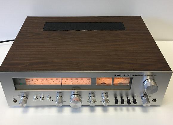 Ampli Tuner SCOTT R 336