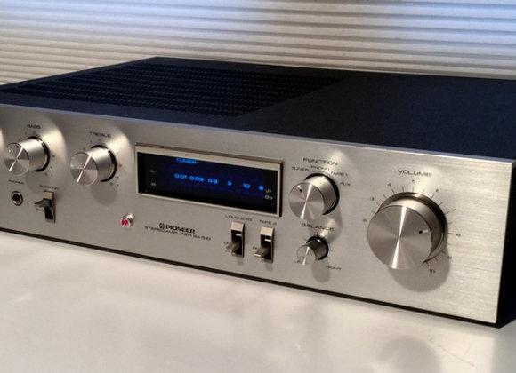 Amplificateur intégré stéréo PIONEER SA-510 - période bleue
