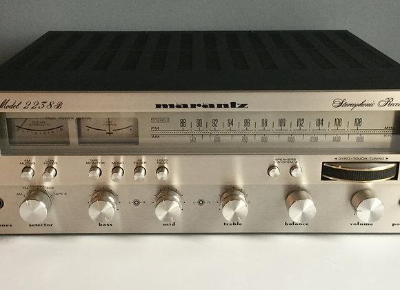 Ampli-tuner MARANTZ 2238B