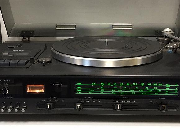 Combiné hifi stéréo HITACHI SDT-2375 - vintage