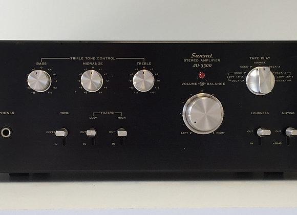 Amplificateur SANSUI AU-5500