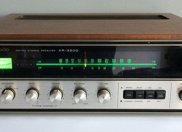 Ampli-tuner KENWOOD KR-3200