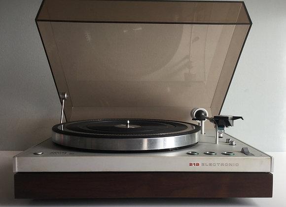 Platine vinyle PHILIPS 212