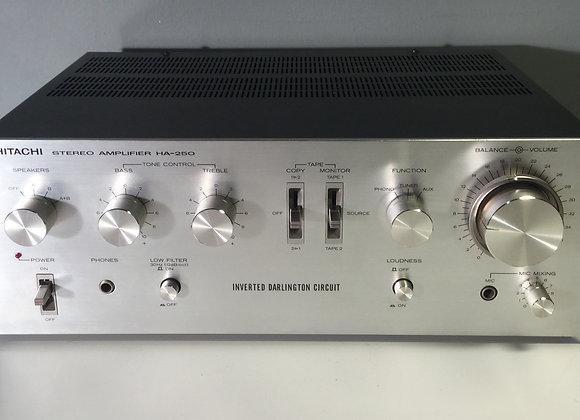 Amplificateur HITACHI HA-250
