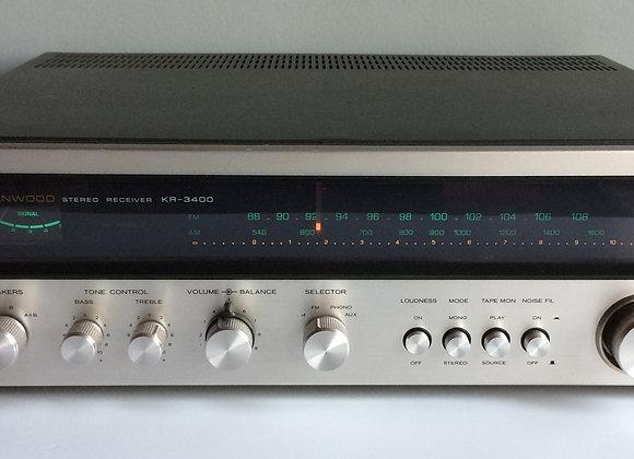 Ampli-tuner KENWOOD KR-3400