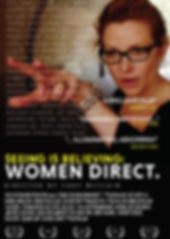 Seeing is Believing Women Direct-Poster.